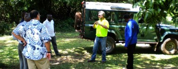 4wd Instruction with Mick Farmer
