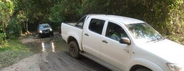 Bush Driving 4x4