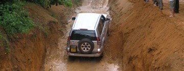 4×4 Event: Rhino Stampede 2003-2006