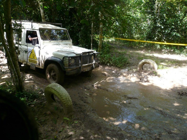 4x4 Event - Chimp Challenge - 2008