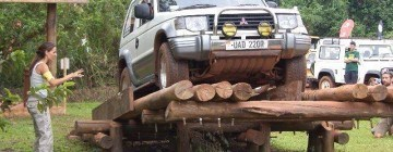 4×4 Event: Chimp Challenge 2010